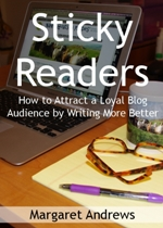 sticky readers, margaret andrews