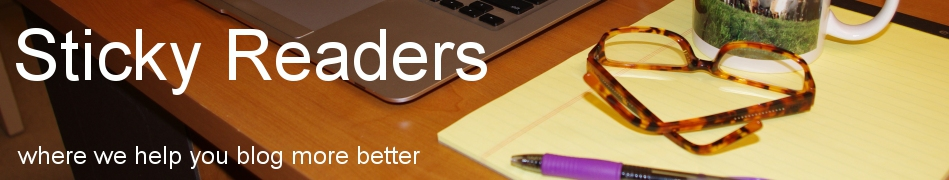 Sticky Readers header image